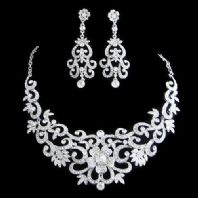 Statement Jewellery Celeb Style  Necklace & Earring Necklace Wedding Prom Specials(A)